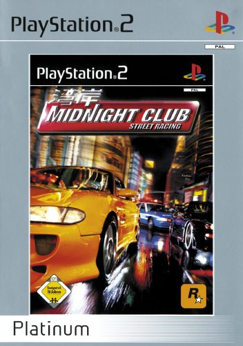 MIDNIGHT CLUB PS2 [Importación Inglesa]