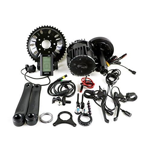 513FKCsHqBL. SS500  - 8Fun BBSHD BBS03 48V 1000W Bafang Mid Drive Ebike Kit BB width:68mm Electric Bicycle
