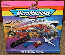 Micro Machines Decades the 30's #27 Collection