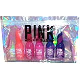 Victoria's Secret PINK 5 Pc Mood Mist Body Spray Gift Set