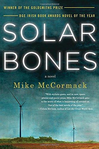 Solar Bones por Mike McCormack