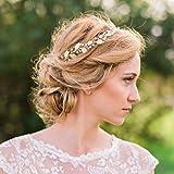 Hochzeits-Haarschmuck von Yean, Brautschmuck, Haarflechten für Braut oder Brautjungfern