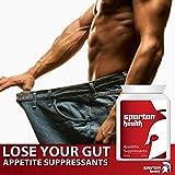 SPARTAN HEALTH GESUNDHEIT Appetitzügler TABLETS STOPP CRAVINGS verlieren Gewicht und Fett