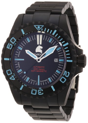 Carucci Watches Men's Watch CA4401BK-BL