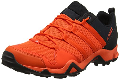 Adidas Terrex Ax2r, Zapatos de Senderismo para Hombre, Naranja (Energi/Energi/Negbas), 42 EU
