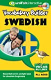 Vocabulary Builder Swedish: Language fun for all the family - All Ages (PC/Mac)
