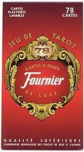 Fournier - F28517 - Jeu De Cartes - Tarot - 78 Cartes