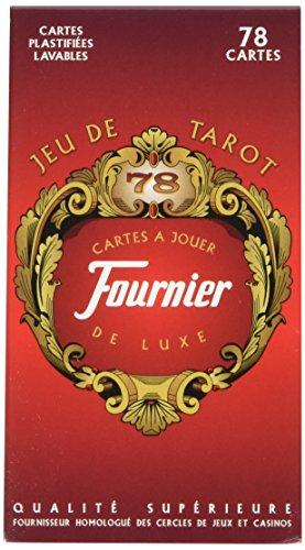 Fournier - Juego de cartas de tarot (78 cartas)