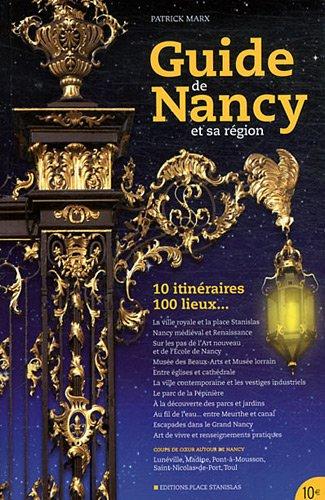 Guide de Nancy et de ses environs