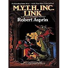 M.Y.T.H. Inc. Link (Thorndike Press Large Print Science Fiction Series)