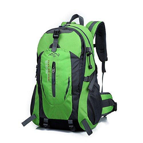 Wewod Outdoor Klettern Wasserdichten Nylon Tasche Grün