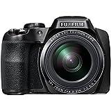 Fujifilm FinePix S9800 Bridge Digital - Black (16.2 MP, 50x Optical Zoom)
