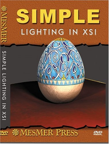 Simple Lighting in Xsi [DVD] [Import] Xsi Dvd