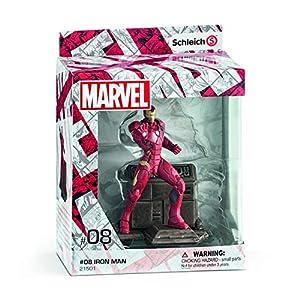 Schleich Marvel - Figura Iron Man, 18,5 cm 6