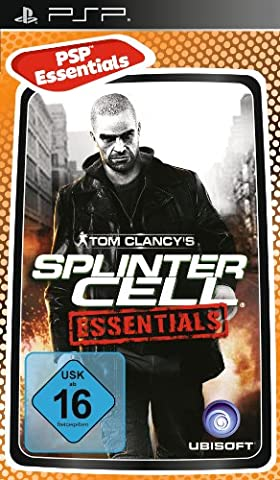 Splinter Cell Psp - Splinter Cell - essentials [import
