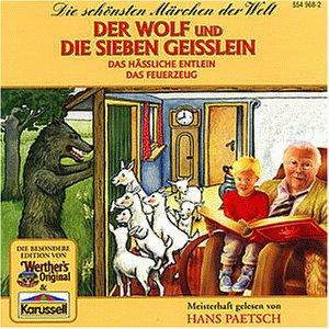 Preisvergleich Produktbild Der Wolf und die Sieben Geisslein