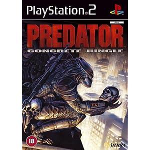 Predator: Concrete Jungle (PS2)