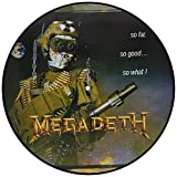 Megadeth [Ltd.Edition]: So Far,So Good… So What! (Picture Vinyl) [Vinyl LP] (Vinyl)