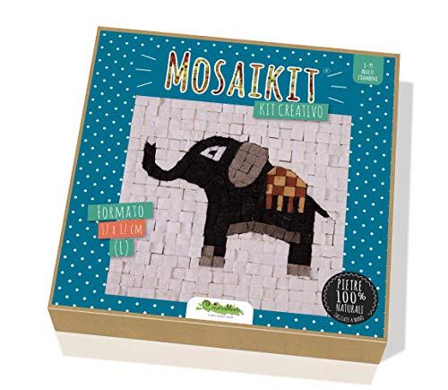 Neptune Mosaic Sarl - Mosaikit Elefante,, MSK-ELEF