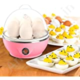 RK Enterprise Eggs Device Multifunction Poach Boil Electric Egg Cooker Boiler Steamer Automatic Safe Power-Off Cooking Tools Kitchen Utensil