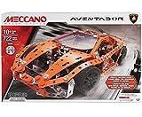 New MECCANO MEC6032898 Lamborghini Aventador PZ.722 MODELLINO Die CAST Model