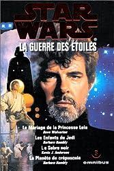 Star Wars, Tome 3 : Le Mariage de la Princesse Leia. Les Enfants du Jedi. Le Sabre noir. La Planète du crépuscule