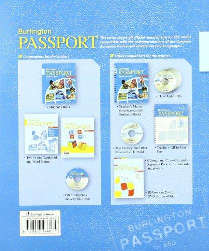 Passport 2. Student Book. 2º ESO - Edición 2007