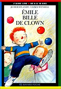 "Afficher ""Emile bille de clown"""