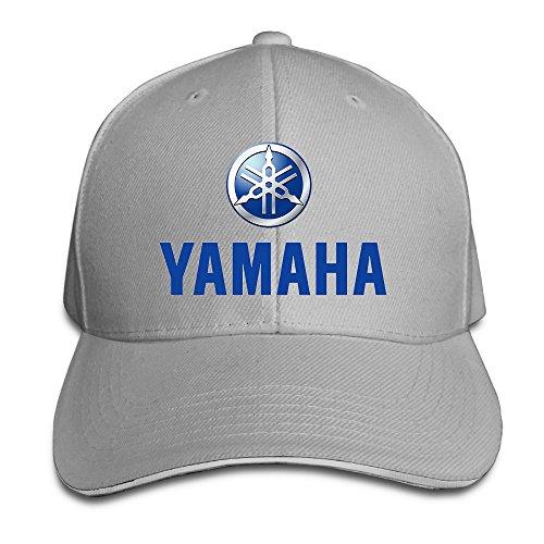 teenmax-unisex-yamaha-logo-sandwich-peaked-baseball-cap