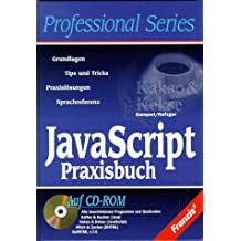 JavaScript Praxisbuch, m. CD-ROM