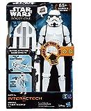 Star Wars Rogue One-Figurine Stormtrooper Imperial, 30cm, avec lumières et Sons (Hasbro b7098105)