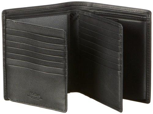 Maitre (HF) 4060000492 Unisex-Erwachsene Geldbörsen 11x12x1 cm (B x H x T) Schwarz (Black 900)