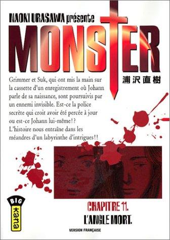 Monster, tome 11 : L'Angle mort