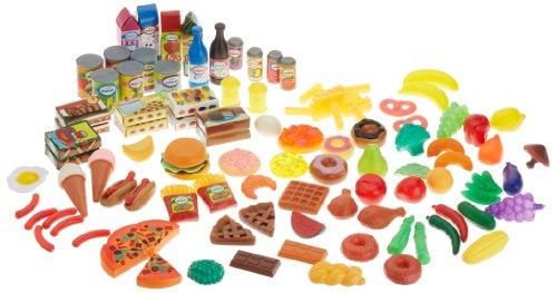 Imagen 3 de Kidkraft 63187 - Comida de juguete, 125 piezas