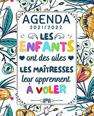 Les maîtresses leur apprennent à voler Agenda 2021/2022: Organiser et planifier son travail en classe , Cadeau