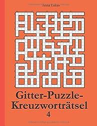 Gitter-Puzzle-Kreuzworträtsel 4