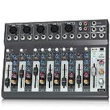 Behringer Xenyx - Mezclador para DJ (120 Db, 10-200000 Hz, 29,8 cm, 21,6 cm, 7,3 cm) - Mesa de mezclas XENYX 1002B-EU