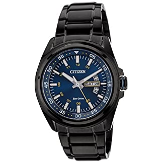 Citizen Analog Blue Dial Men's Watch-AW0024-58L