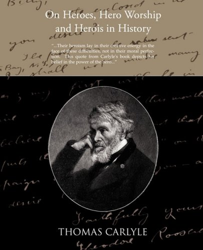 On Heroes Hero Worship and Herois in History Cover Image
