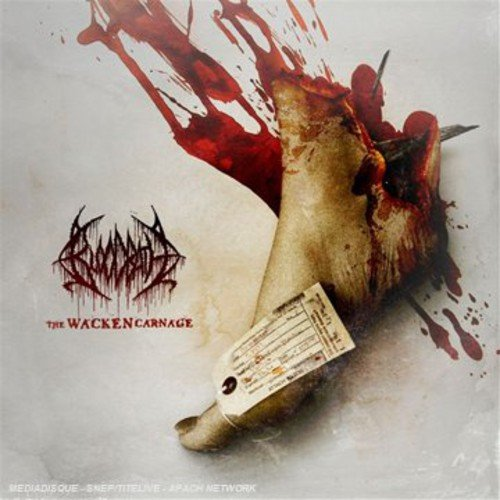 Bloodbath: The Wacken Carnage (Audio CD)