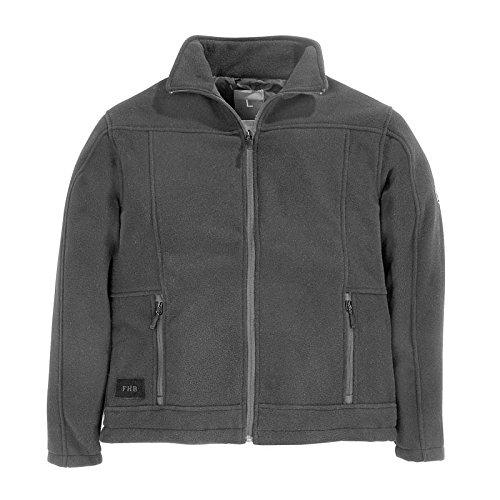 FHB Zunfthosen 78230-12-2XL Roman anthrazit Fleece Jacke, grau, 2067847