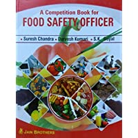 A Competition Book For Food Safety Officer - Main Subject : An Objective Approach