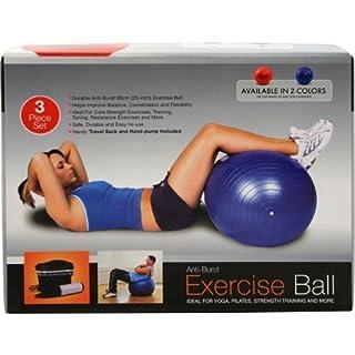 Blau 65cm Anti Burst Fitness Swiss Yoga Fitness Core Ball Schwangerschaft gebären