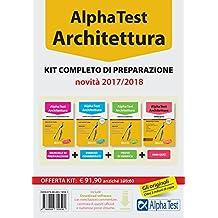 Alpha Test. Architettura. Kit completo di preparazione.