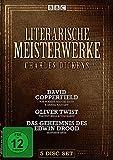 Literarische Meisterwerke - Charles Dickens: 3 Filme Edition [5 DVDs]