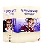 Murder She Wrote - Series 1-12 Complete Boxset [DVD] [2018]