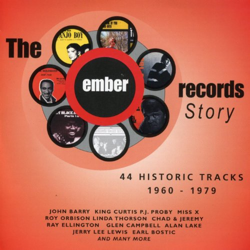The Ember Records Story Volume 1
