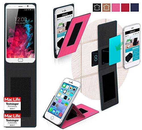 reboon UMi Touch Hülle Tasche Cover Case Bumper   Pink   Testsieger