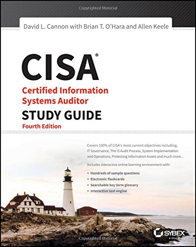 cisa-certified-information-systems-auditor-study-guide