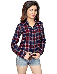 Shirts For Girls: Buy Shirts For Women online at best prices in ...